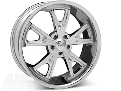 Chrome American Racing Daytona Wheel - 20x8.5 (05-14 GT, V6)