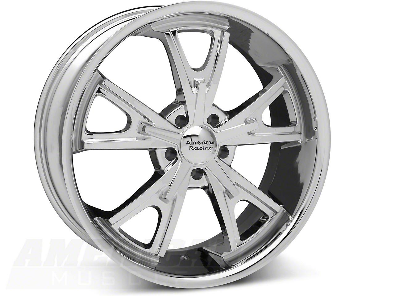 Daytona Chrome Wheel - 20x8.5 (05-14 GT, V6)