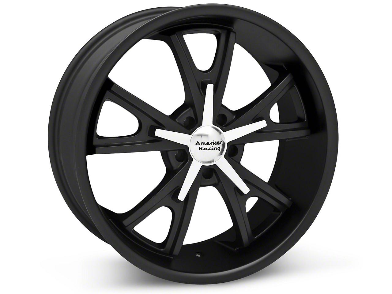 Daytona Matte Black Wheel - 20x8.5 (05-14 GT, V6)