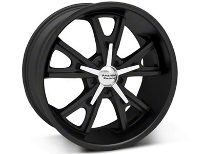 Daytona Matte Black Wheel - 20x9.5 (05-14 GT, V6)