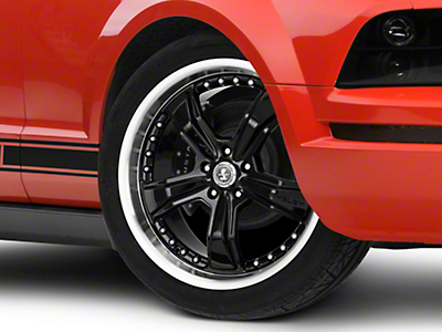 Shelby Razor Black Wheel - 20x9 (05-14 All)