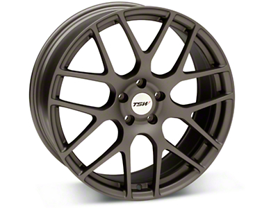 TSW Nurburgring Matte Gunmetal Wheel - 20x8.5 (05-14 All)