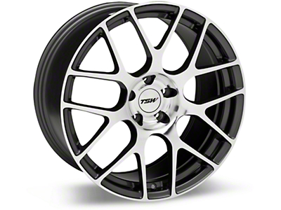 TSW Nurburgring Gunmetal Wheel - 20x8.5 (05-14 All)
