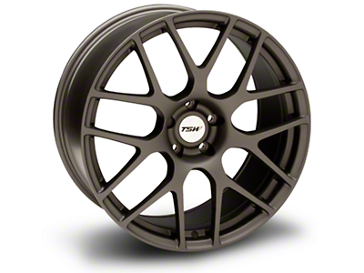 Matte Gunmetal TSW Nurburgring Wheel - 20x10 (05-14 All)