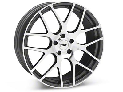 TSW Nurburgring Gunmetal Wheel - 20x10 (05-14 All)