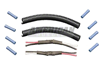 Splice-In Mustang MIL Eliminators (96-04 GT)