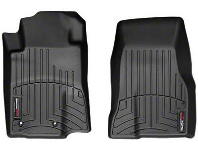 Weathertech Black Floor Liners (10-14)