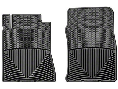 Weathertech Black Floor Mats (10-14 All)