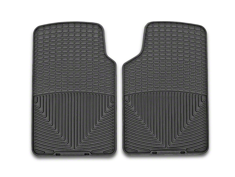 Weathertech Black Floor Mats (79-04 All)