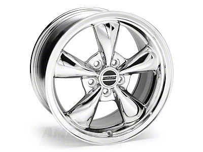 Chrome Bullitt Wheel - 17x9 (05-10 GT; 05-12 V6)