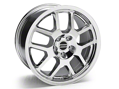 Chrome 2007 Style GT500 Wheel - 18x9.5 (05-14 All)