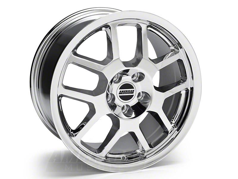 2007 GT500 Chrome Wheel - 18x9.5 (05-14 All)