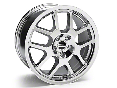 2007 GT500 Style Chrome Wheel - 18x9.5 (05-14 All)