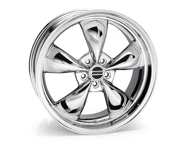 Deep Dish Bullitt Chrome Wheel - 20x8.5 (94-04 All)