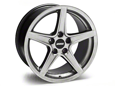 Hypercoated Saleen Style Wheel - 18x9 (94-04 All)