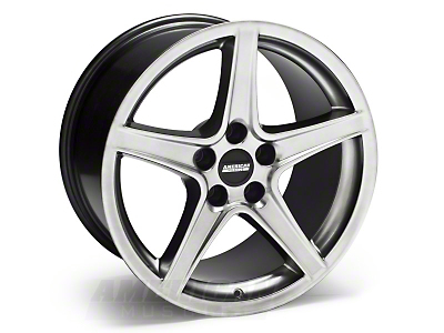 Hypercoated Saleen Style Wheel - 18x10 (94-04 All)