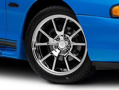 FR500 Style Chrome Wheel - 17x9 (94-04 All)
