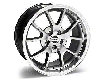 Hypercoated Deep Dish FR500 Style Wheel - 18x10 (94-04 All)