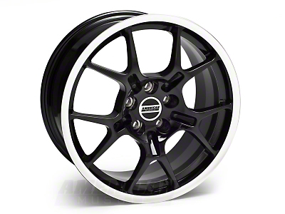 Black GT4 Wheel - 18x9 (94-04 All)
