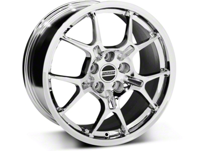 GT4 Chrome Wheel - 18x9 (05-14 All)