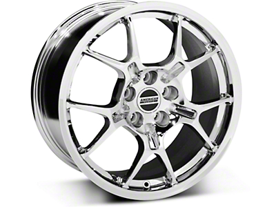 Chrome GT4 Wheel - 18x9 (05-14 All)