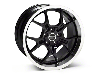 Deep Dish GT4 Black Wheel - 18x10 (94-04 All)