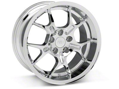 Deep Dish GT4 Chrome Wheel - 18x10 (94-04 All)