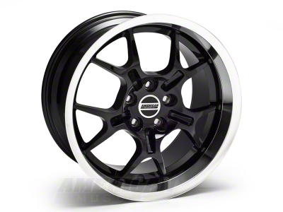 Deep Dish GT4 Black Wheel - 18x10 (05-14 All)
