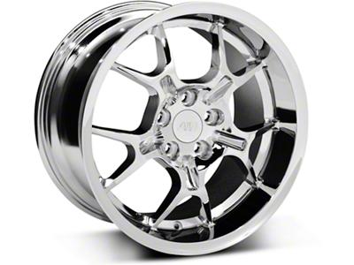Deep Dish GT4 Chrome Wheel - 18x10 (05-14 All)