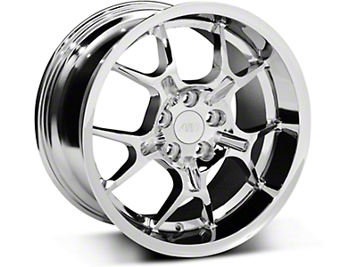 Deep Dish GT4 Chrome Wheel - 18x10 (05-14 All)
