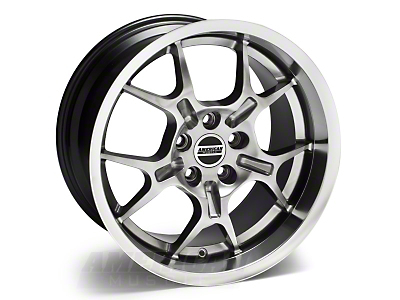 Hypercoated Deep Dish GT4 Wheel - 18x10 (05-13 All)