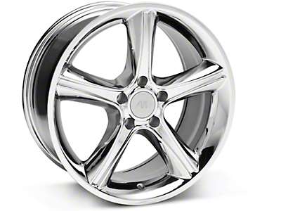 2010 GT Premium Chrome Wheel - 18x9 (87-93 5 Lug Conversion)