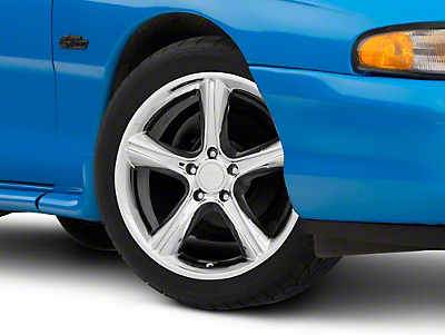 2010 GT Premium Chrome Wheel - 18x9 (94-04 All)