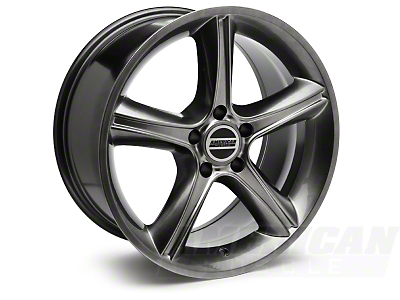 Hypercoated 2010 GT Premium Style Wheel - 18x9 (94-04 All)