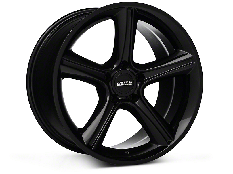 2010 GT Premium Style Black Wheel - 18x10 (94-04 All)
