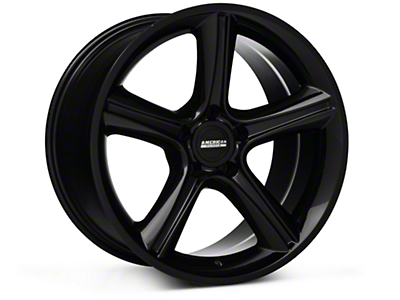 Black 2010 Style GT Premium Wheel - 18x10 (94-04 All)