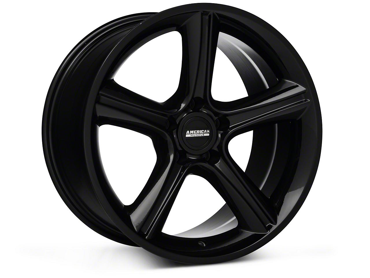2010 GT Premium Black Wheel - 18x10 (94-04 All)
