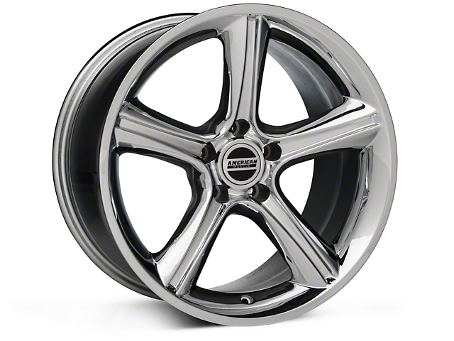 2010 GT Premium Style Chrome Wheel - 18x10 (94-04 All)
