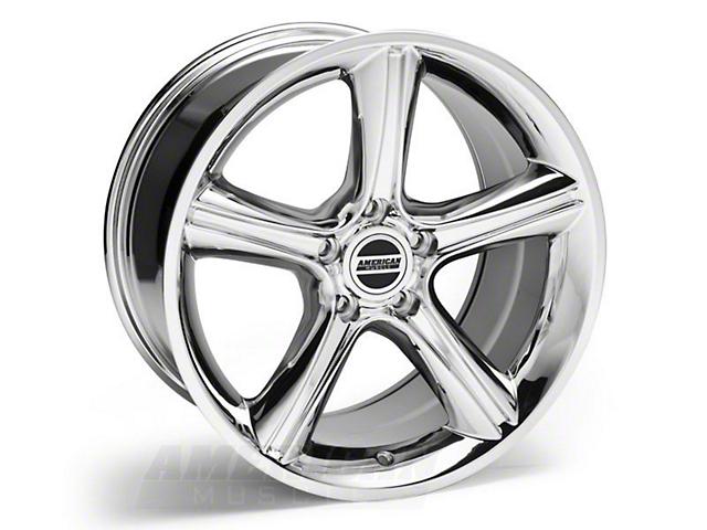 2010 GT Premium Style Chrome Wheel - 18x10 (05-14 GT, V6)