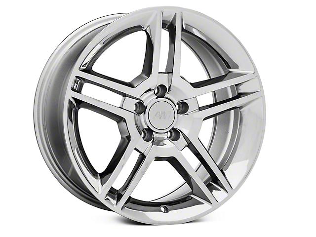 2010 GT500 Style Chrome Wheel - 18x9 (05-14 All)