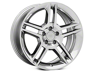Chrome 2010 Style GT500 Wheel - 18x9 (05-14 All)
