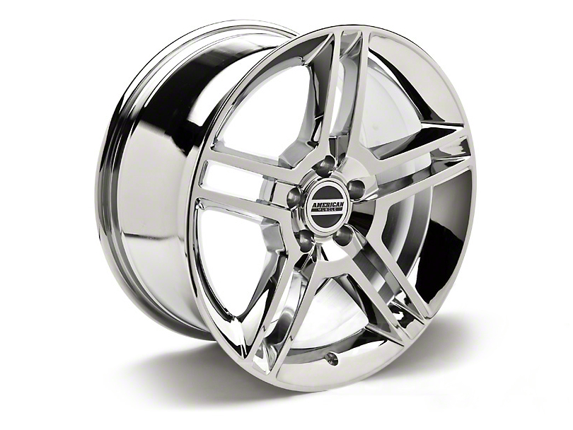 2010 GT500 Style Chrome Wheel - 18x10 (94-04 All)
