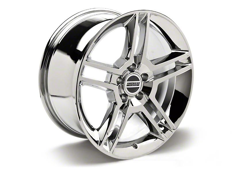 2010 GT500 Style Chrome Wheel - 18x10 (94-04 All)