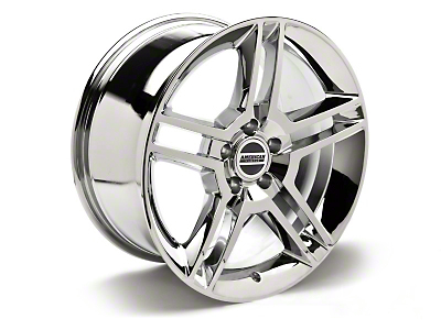 Chrome 2010 Style GT500 Wheel - 18x10 (94-04 All)
