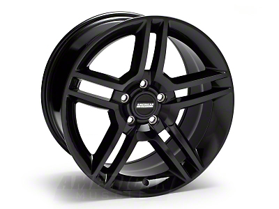 Black 2010 Style GT500 Wheel - 18x10 (05-14 All)