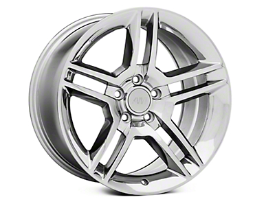 Chrome 2010 Style GT500 Wheel - 18x10 (05-14 All)