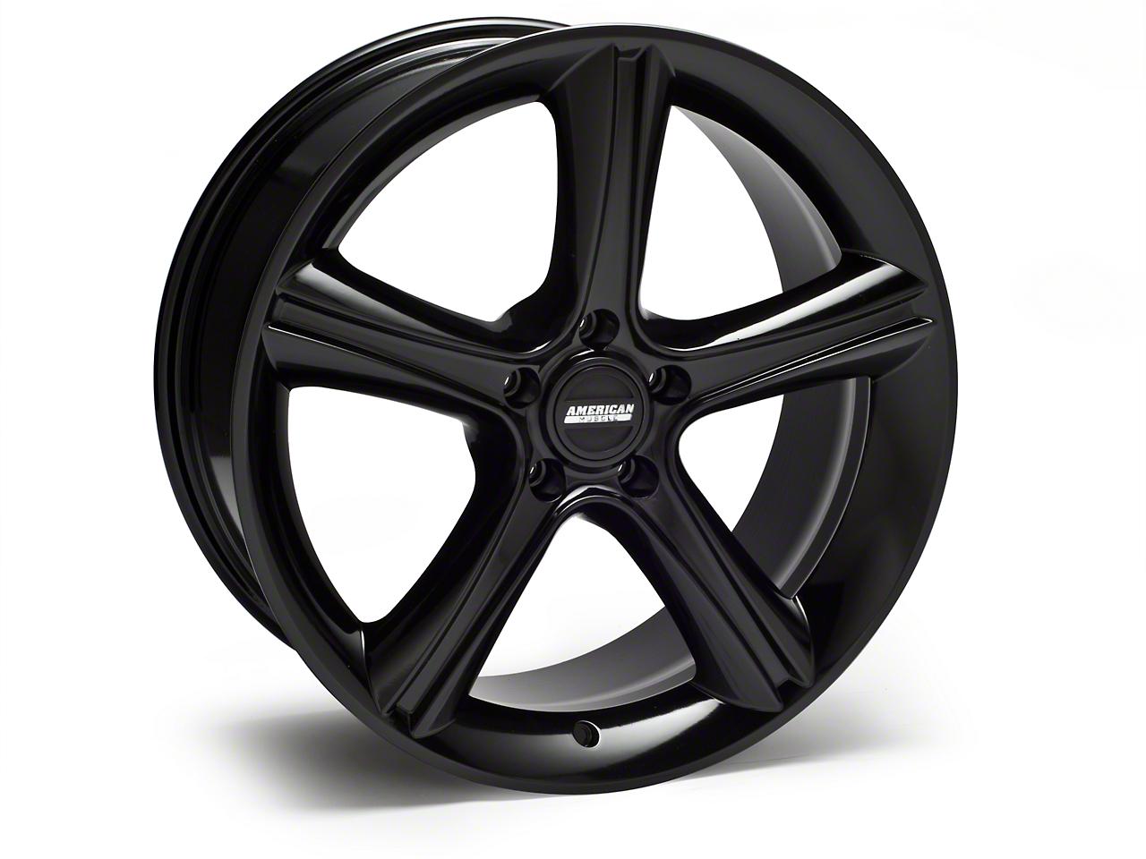 2010 GT Premium Style Black Wheel - 19x8.5 (05-14 GT, V6)