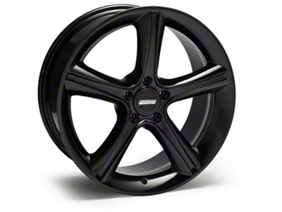 2010 GT Premium Style Black Wheel - 19x8.5 (94-04 All)