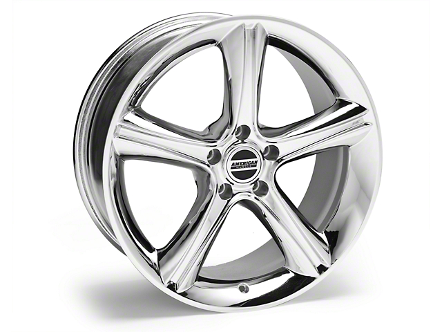 2010 GT Premium Style Chrome Wheel - 19x8.5 (05-14 GT, V6)