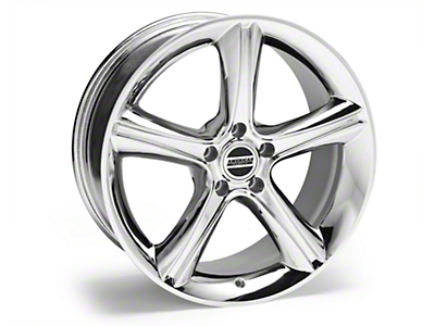 Chrome 2010 Style GT Premium Wheel - 19x8.5 (05-14 GT, V6)